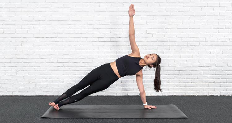 Today's Mini Challenge: Side Plank